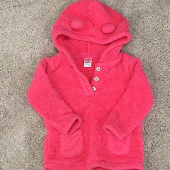 Carter's Other - Carter's girl's fleece sweater